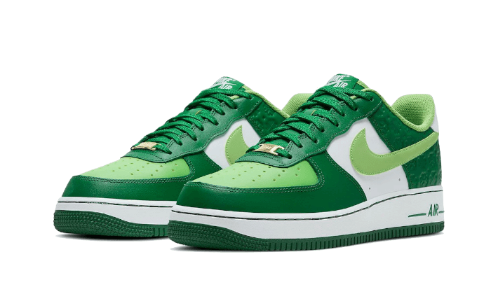 Air Force 1 Low St Patricks Day (2021) - DD8458-300 - Sneakersfromfrance