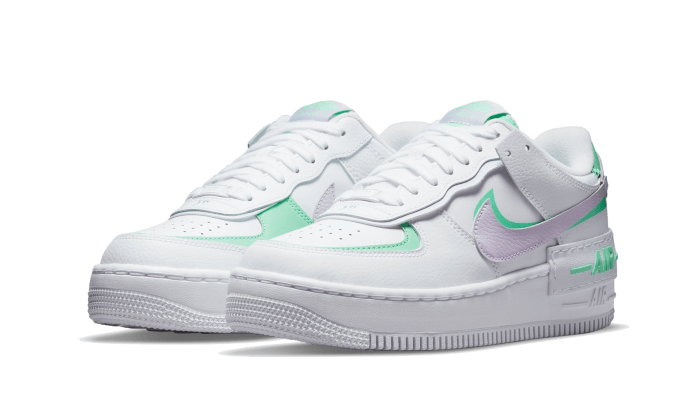 Air Force 1 Shadow Infinite Lilac - CU8591-103 - Sneakersfromfrance