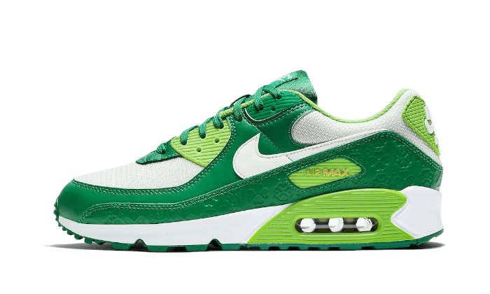 Air Max 90 St Patricks Day (2021) - DD8555-300 - Sneakersfromfrance