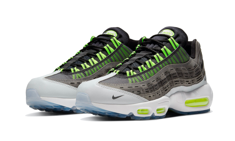 Air Max 95 Kim Jones Black Volt - DD1871-002 - Sneakersfromfrance