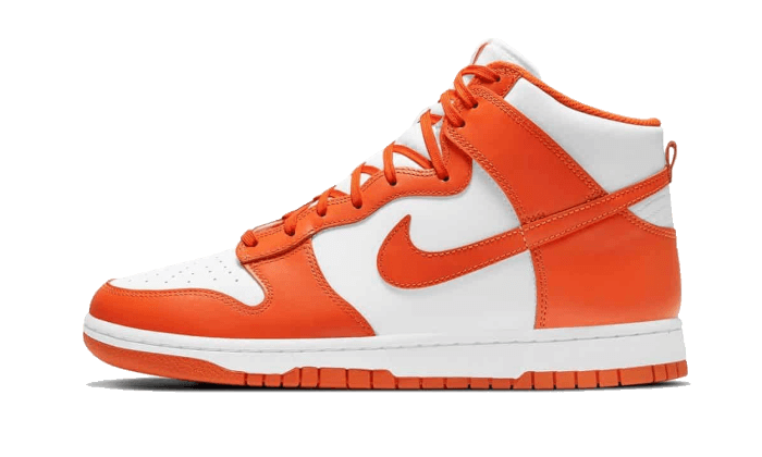 Dunk High Syracuse (2021) - DD1399-101 - Sneakersfromfrance