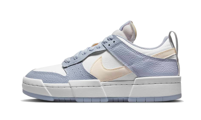Dunk Low Disrupt Summit White Ghost - DJ3077-100 - Sneakersfromfrance