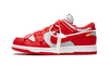 Dunk Low Off-White University Red - CT0856-600 - Sneakersfromfrance
