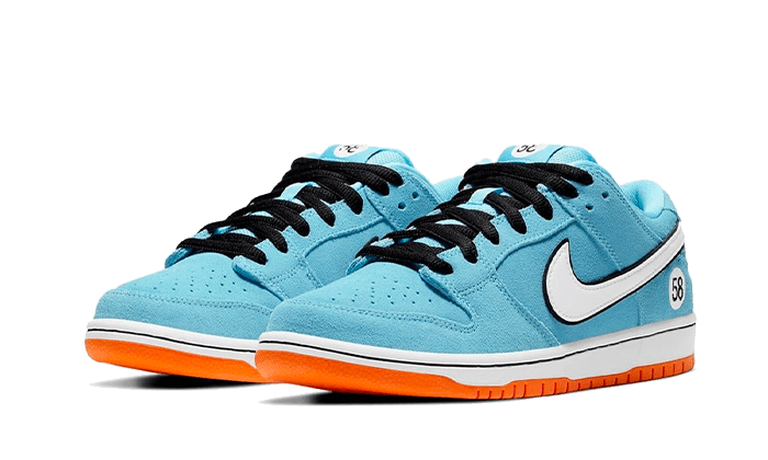 Dunk SB Low Club 58 Gulf - BQ6817-401 - Sneakersfromfrance