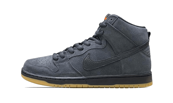 SB Dunk High Pro Orange Label Smoke Grey - CV1727-001 - Sneakersfromfrance