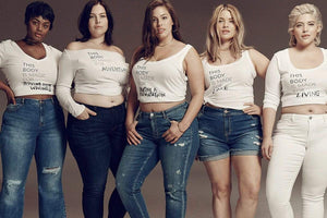 This Body Positive Ad Is Going Viral For This Important Reason