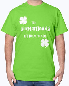 The Shenanigans T-Shirt T-Shirts