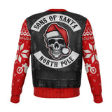 Sons of Santa Sweatshirt Ugly Christmas Sweatshirt Fashion Sweatshirt - AOP