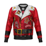 Biker Sweatshirt Oh What Fun it is to Ride, Ugly Christmas Sweatshirt.2