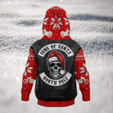 Kids Sons of Santa Ugly Christmas Hoodie Hoodies