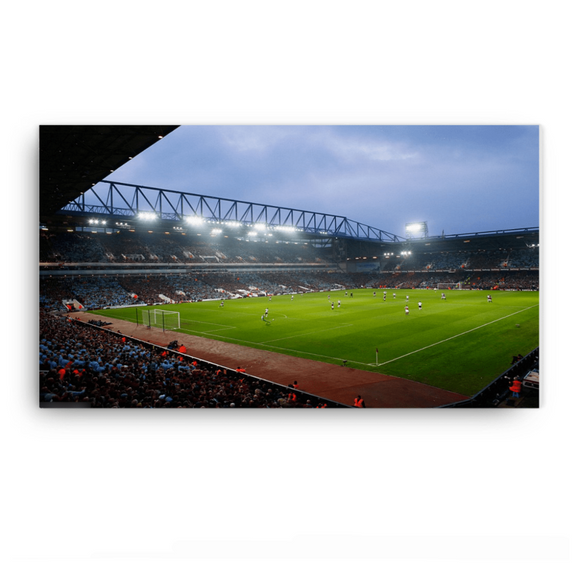Last Game Played at the Boleyn - Canvas Print*
