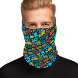 Neck Gaiter Face Masks for Women and Men Washable
