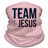 Team Jesus - Black Glitter Scarves