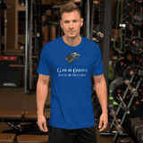 Game of Crohn's, Battle of the Flares - T-Shirt - USA T-Shirts