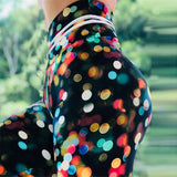 Bubbles Leggings YOGA LEGGINGS