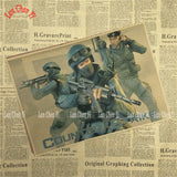 Counter Strike Vintage Poster