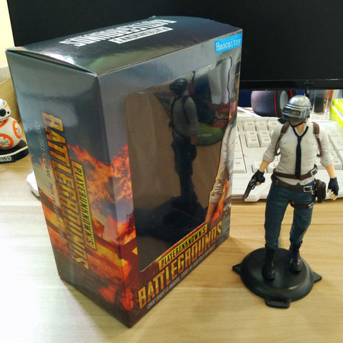 PUBG Action Figure Toy Boxed
