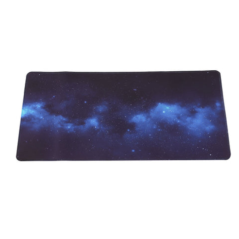 Starry Sky Game Rubber Desk Mouse Pad