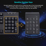 Mini for PC 18 Keys Receiver