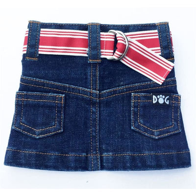 The Jane Denim Dog Skirt NEW ARRIVAL