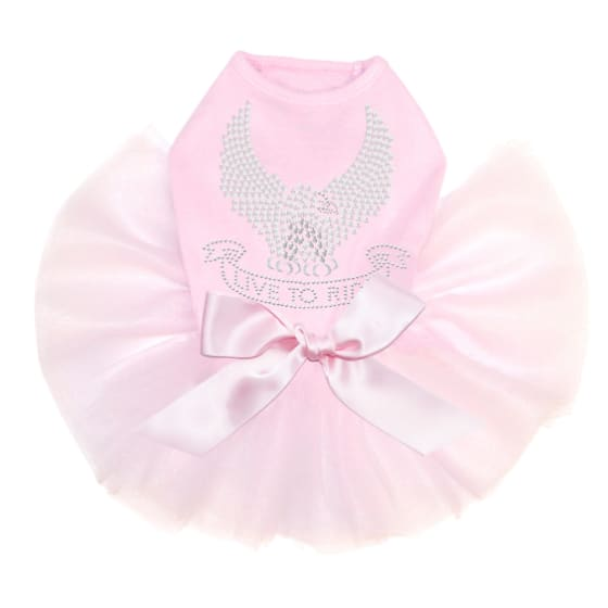 - Live To Ride Eagle Dog Tutu New Arrival