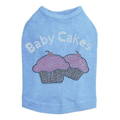 - Baby Cakes Dog Tank Top