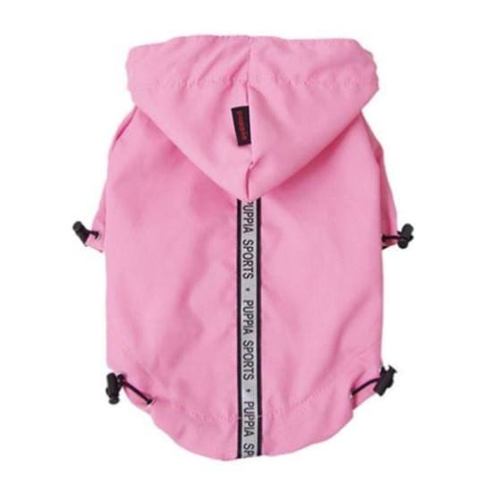- Base Jumper Dog Raincoat in Pink NEW ARRIVAL
