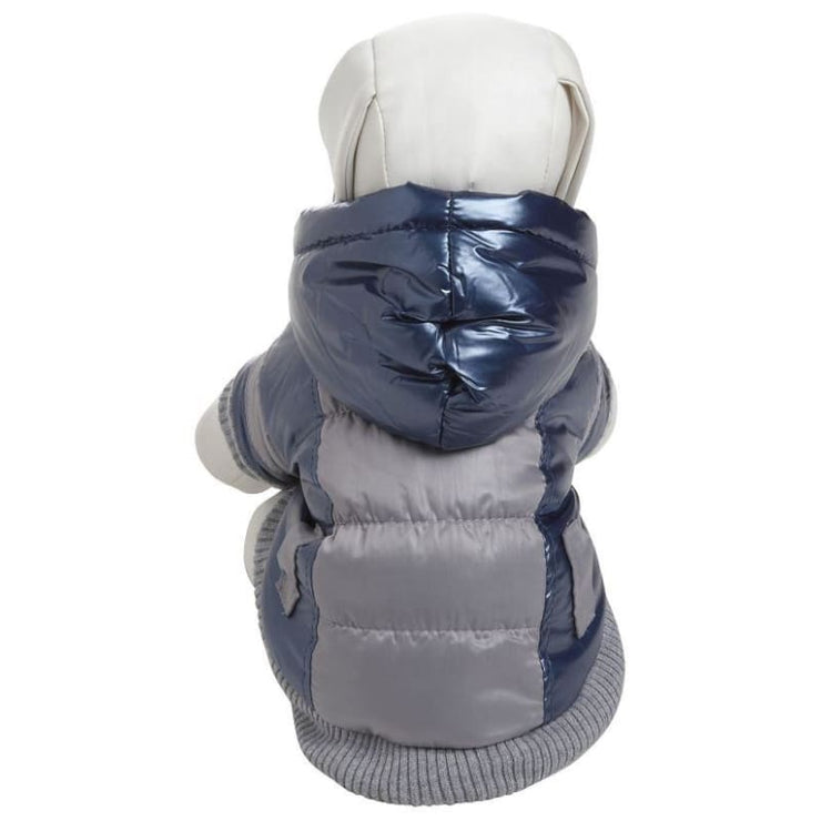 - Blue Vintage Aspen 3M Insulated Dog Parka NEW ARRIVAL PET LIFE