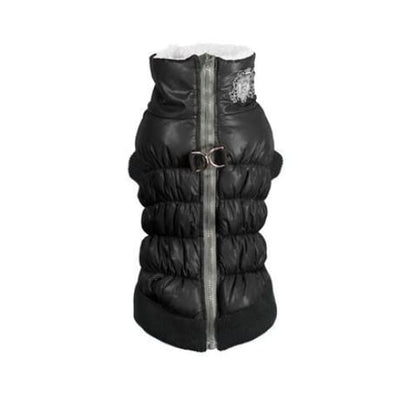 - Hip Doggie Crown Puffer Vest