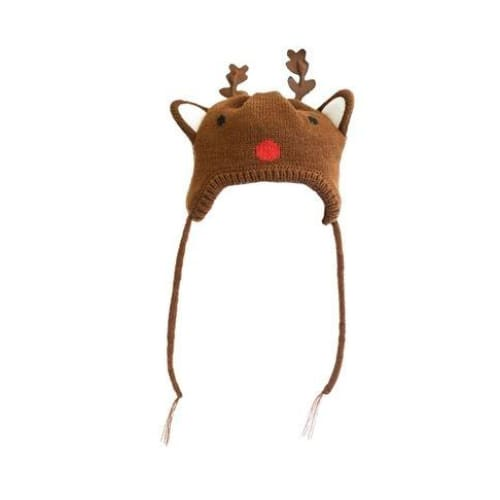 - Worthy Dog Reindeer Hat Dog Hats New Arrival Worthy Dog