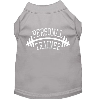 - Personal Tainer Dog T-Shirt