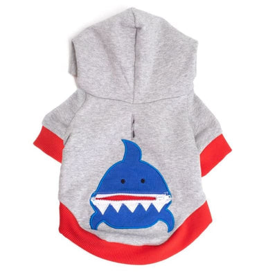 100% Cotton Shark Hoodie NEW ARRIVAL