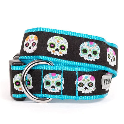 - Skeletons Collar & Leash Collection NEW ARRIVAL WORTHY DOG