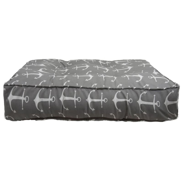 Aspen Snow Leopard Bagel Bed BAGEL BEDS, bagel beds for dogs, BEDS, cute dog beds, donut beds for dogs