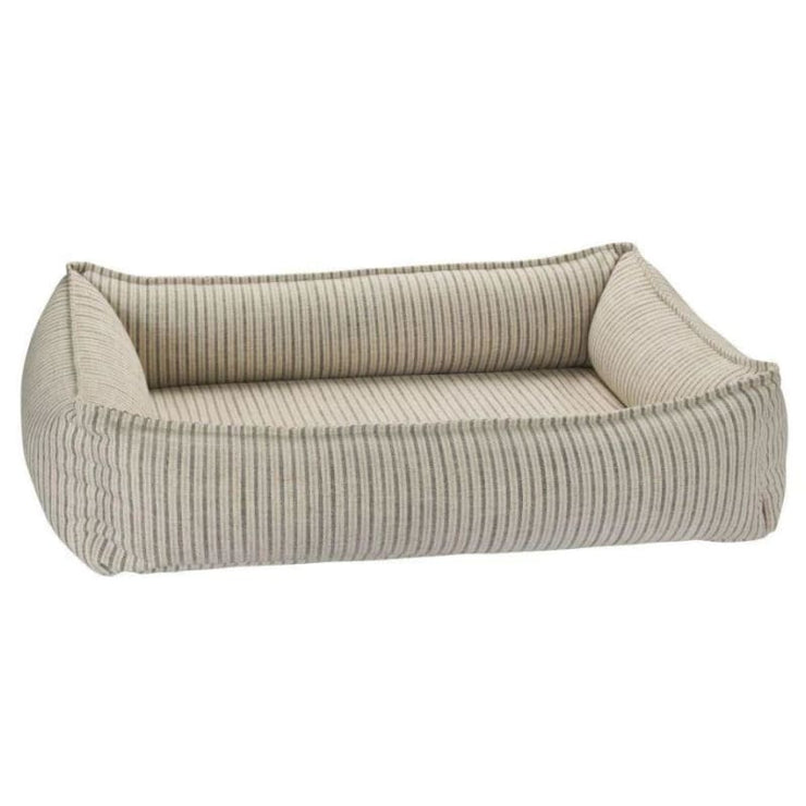 Augusta Microlinen Urban Lounger Dog Bed bolster beds for dogs, luxury dog beds, memory foam dog beds, NEW ARRIVAL, orthopedic dog beds