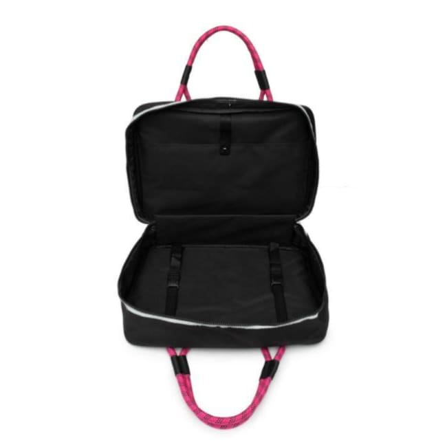 Pet Carrier & Carry-All Bundle Black/Magenta NEW ARRIVAL