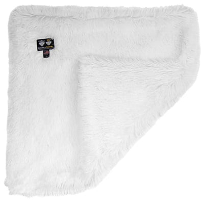 - Barnie & Bessie Snow White Luxury Dog Blanket