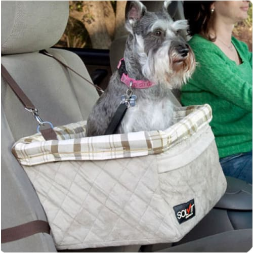 - Deluxe Pet Car Booster Safety Seat Dog Car Seat New Arrival Petsafe