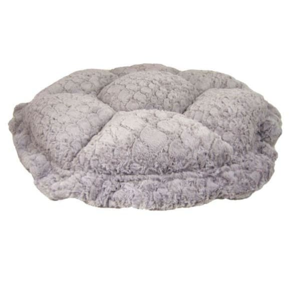 - Serenity Gray Cuddle Pod burrow beds for dogs dog nest dog snuggle beds NEW ARRIVAL