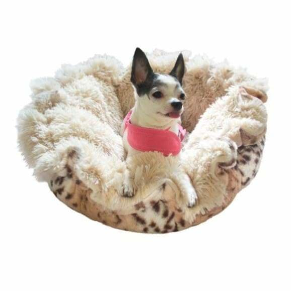 - Aspen Snow Leopard and Blondie Cuddle Pod burrow beds for dogs dog nest dog snuggle beds NEW ARRIVAL