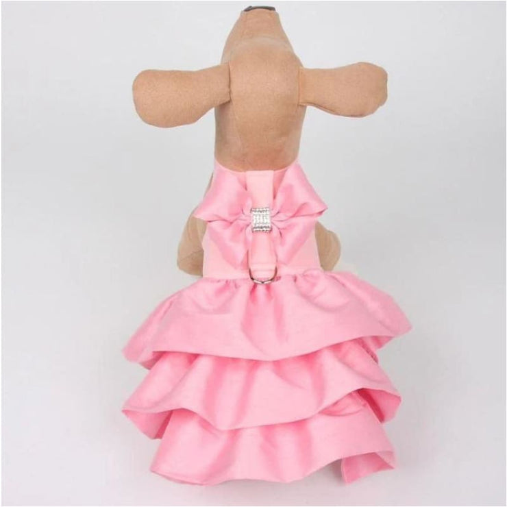 Madison Dog Dress in Puppy Pink NEW ARRIVAL
