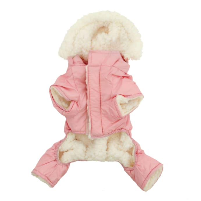 - Ruffin It Doggie Snowsuit