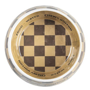 Checker Chewy Vuiton Bowls & Mat NEW ARRIVAL