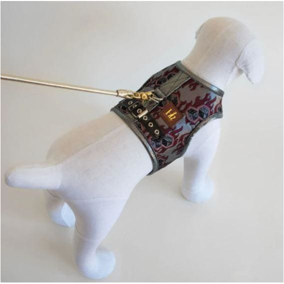 High Roller Luxe Dog Harness NEW ARRIVAL