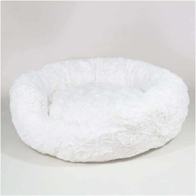 Amour Dog Bed in Ivory luxury dog beds