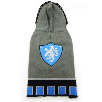 Knight Hooded Sweater APPAREL clothes for small dogs, cute dog apparel, cute dog clothes, dog apparel, dog hoodies