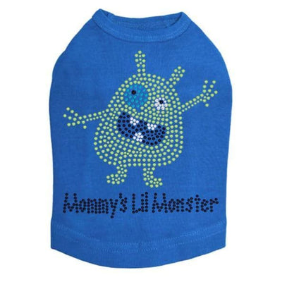 - Mommys Lil Monster Dog Tank Top NEW ARRIVAL
