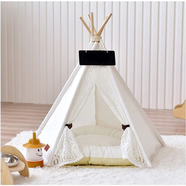 - Luna & Lola Dog Teepee New Arrival
