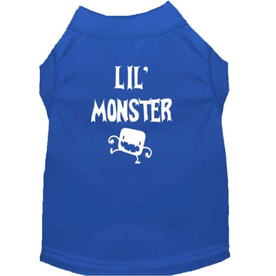 - Lil Monster Dog Shirt MIRAGE T-SHIRT NEW ARRIVAL