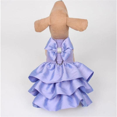 Madison Dog Dress in Lavender NEW ARRIVAL